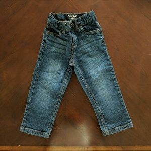 Cat and Jack 2T Straight Leg Jeans